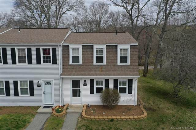 2 Lakeside Drive J, Ledyard, CT 06339 (MLS #170390351) :: Forever Homes Real Estate, LLC
