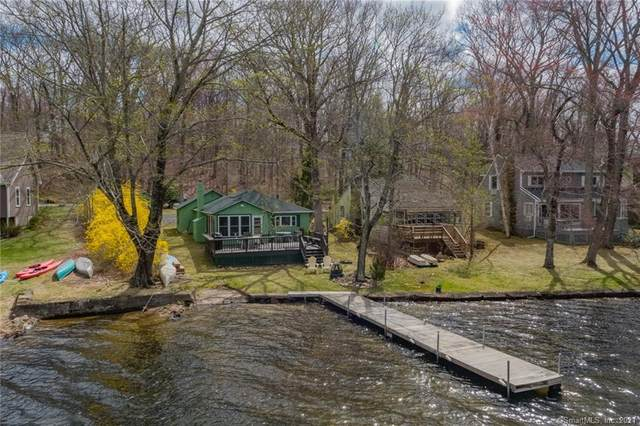 55 E Shore Drive, East Haddam, CT 06423 (MLS #170390357) :: Team Feola & Lanzante | Keller Williams Trumbull