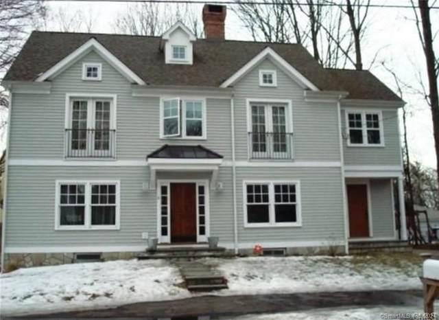 6 Saint Johns Place, Westport, CT 06880 (MLS #170390364) :: Frank Schiavone with William Raveis Real Estate
