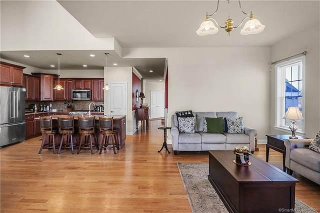 79 Fieldstone Lane, Beacon Falls, CT 06403 (MLS #170390398) :: Around Town Real Estate Team