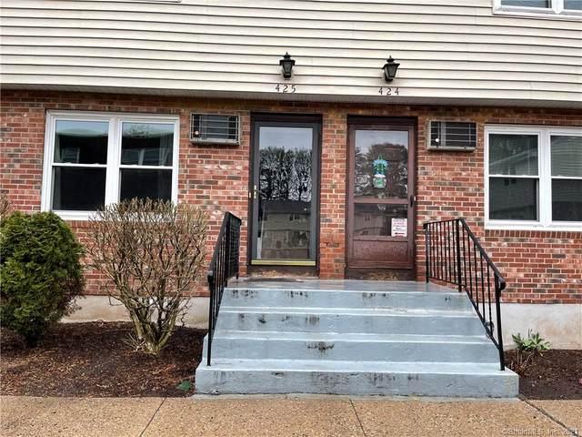 425 Blackstone Village #425, Meriden, CT 06450 (MLS #170390417) :: Around Town Real Estate Team