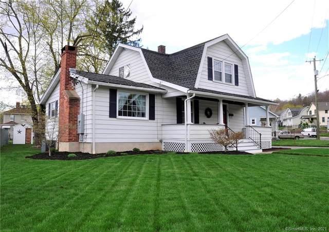 63 Highland Avenue, Beacon Falls, CT 06403 (MLS #170390419) :: Around Town Real Estate Team
