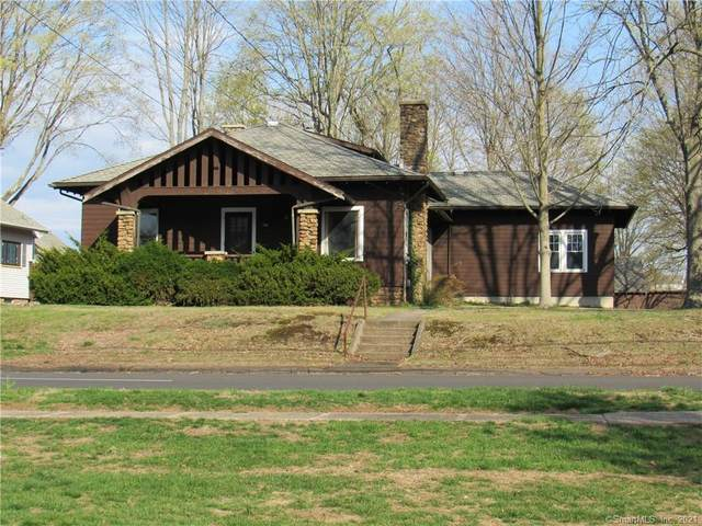 581 N North Main Street, Wallingford, CT 06492 (MLS #170390425) :: Carbutti & Co Realtors