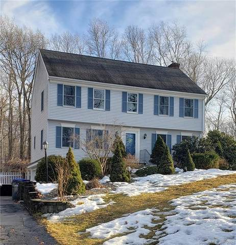30 Barbara Drive, Coventry, CT 06238 (MLS #170390432) :: Team Feola & Lanzante | Keller Williams Trumbull