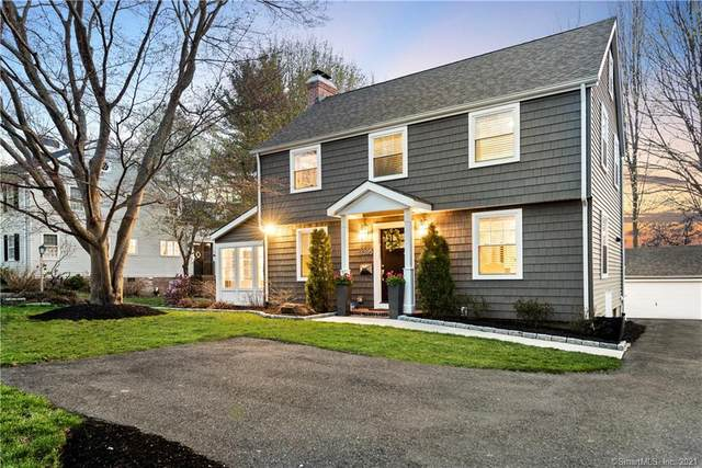 3395 Park Avenue, Fairfield, CT 06825 (MLS #170390460) :: Frank Schiavone with William Raveis Real Estate