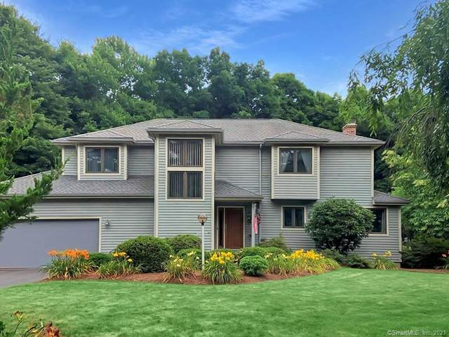 5 Fieldstone Run, Farmington, CT 06032 (MLS #170390463) :: Around Town Real Estate Team