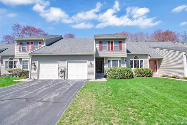 607 Locksmith #607, Windsor, CT 06095 (MLS #170390481) :: NRG Real Estate Services, Inc.