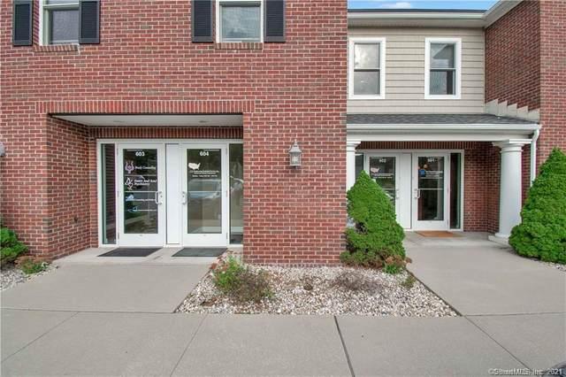 85 Felt Road #604, South Windsor, CT 06074 (MLS #170390484) :: NRG Real Estate Services, Inc.