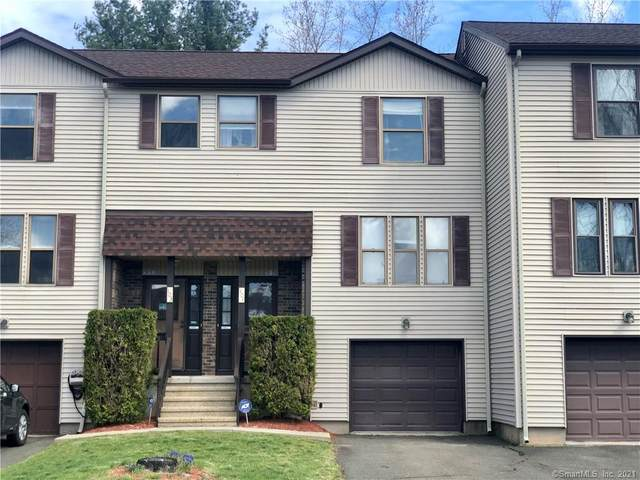 101 Country Hill Road #101, Naugatuck, CT 06770 (MLS #170390492) :: Around Town Real Estate Team