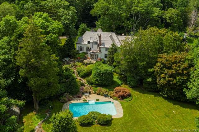 10 Frost Road, Greenwich, CT 06830 (MLS #170390517) :: Forever Homes Real Estate, LLC