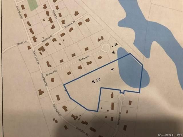 0 Sunnyside Drive, Thompson, CT 06277 (MLS #170390546) :: Next Level Group