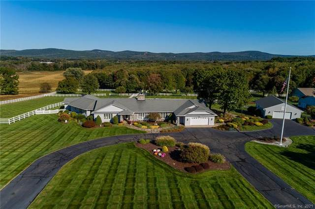520 Hall Hill Road, Somers, CT 06071 (MLS #170390555) :: Next Level Group