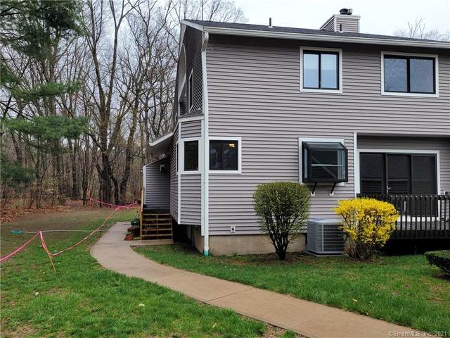 2801 Mill Pond Drive #2801, South Windsor, CT 06074 (MLS #170390575) :: Forever Homes Real Estate, LLC