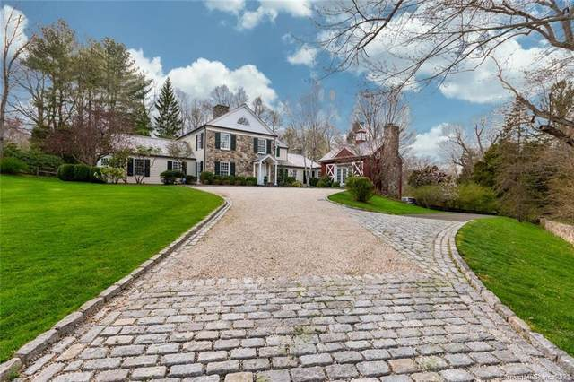 20 Ogden Road, New Canaan, CT 06840 (MLS #170390627) :: Forever Homes Real Estate, LLC