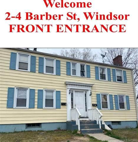 2 Barber Street, Windsor, CT 06095 (MLS #170390637) :: Team Phoenix