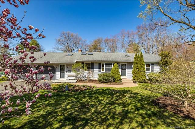 84 Old County Road, East Granby, CT 06026 (MLS #170390644) :: Around Town Real Estate Team