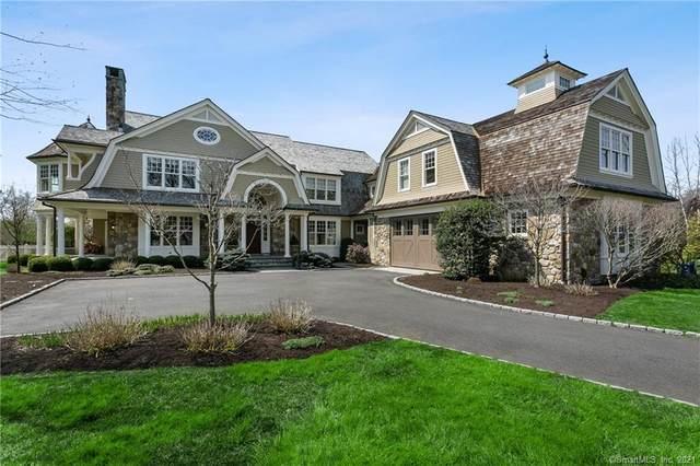 78 Hillspoint Road, Westport, CT 06880 (MLS #170390652) :: Around Town Real Estate Team