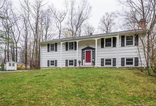 25 Arrowhead Road, Wilton, CT 06897 (MLS #170390681) :: Tim Dent Real Estate Group