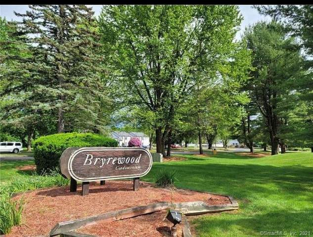 1310 Twin Circle Drive #1310, South Windsor, CT 06074 (MLS #170390703) :: Hergenrother Realty Group Connecticut