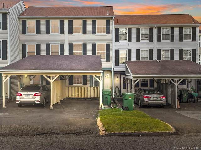 52 Rising Trail Drive #52, Middletown, CT 06457 (MLS #170390707) :: Carbutti & Co Realtors