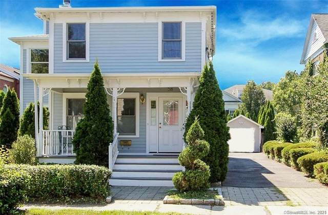 58 Sherwood Place, Greenwich, CT 06830 (MLS #170390715) :: Frank Schiavone with William Raveis Real Estate