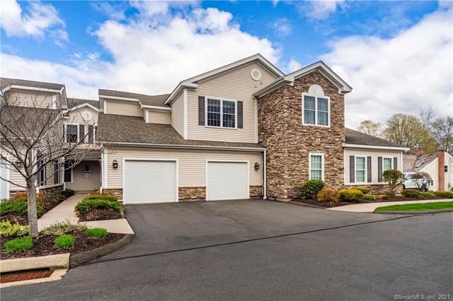 36 Todd Street #606, Hamden, CT 06518 (MLS #170390733) :: Around Town Real Estate Team