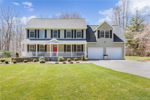 56 Trowbridge Road, Coventry, CT 06238 (MLS #170390772) :: Team Feola & Lanzante | Keller Williams Trumbull