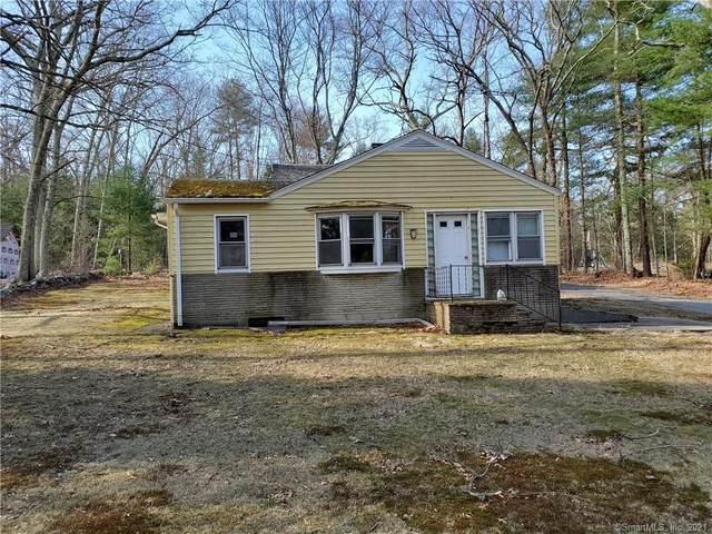 195 Hartford Pike, Killingly, CT 06241 (MLS #170390817) :: Forever Homes Real Estate, LLC