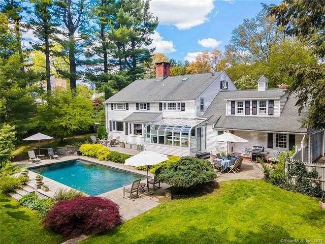 19 Old Hill Road, Westport, CT 06880 (MLS #170390853) :: Kendall Group Real Estate | Keller Williams