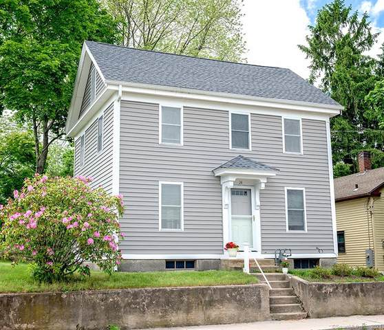 24 Morgan Street, Stonington, CT 06379 (MLS #170390862) :: Frank Schiavone with William Raveis Real Estate