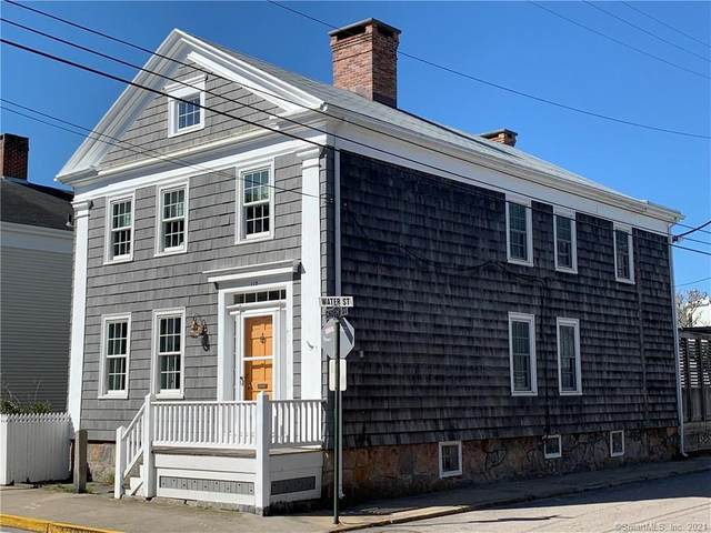 112 Water Street, Stonington, CT 06378 (MLS #170390880) :: Next Level Group