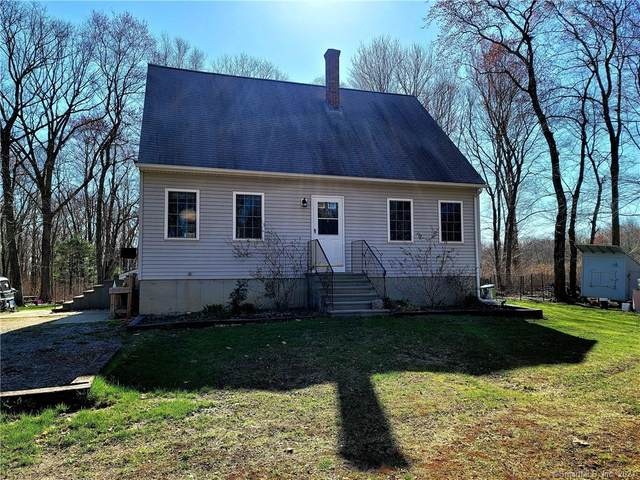 352 Pine Hill Road, Sterling, CT 06377 (MLS #170390892) :: Carbutti & Co Realtors