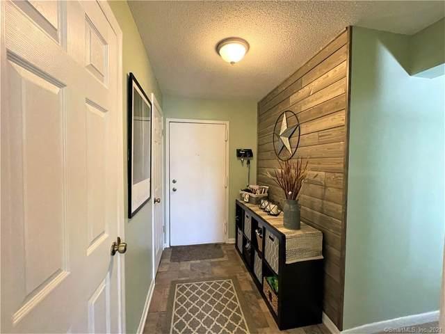 1 Woodland Drive #1, Cromwell, CT 06416 (MLS #170390901) :: Carbutti & Co Realtors