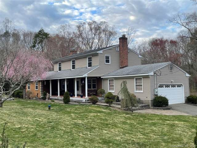 18 Norwill Drive, North Branford, CT 06471 (MLS #170390905) :: Forever Homes Real Estate, LLC