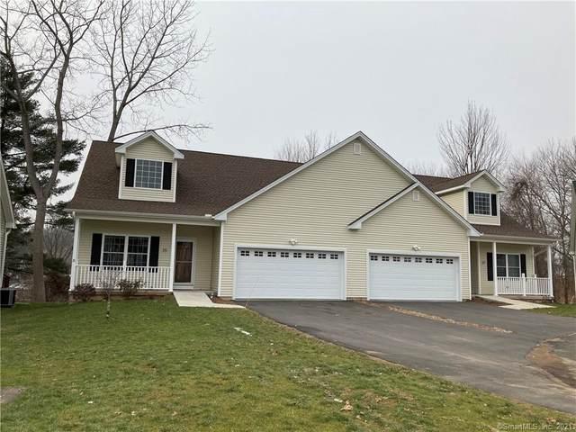 35 Fairfield Lane #35, Glastonbury, CT 06033 (MLS #170390920) :: Forever Homes Real Estate, LLC