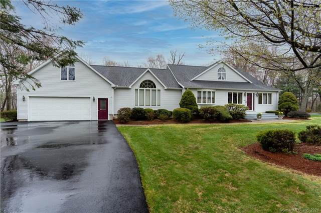 35 Pine Hill Road, Burlington, CT 06013 (MLS #170390925) :: Around Town Real Estate Team