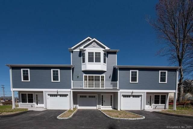 301 Harbour Close #302, New Haven, CT 06519 (MLS #170390958) :: Carbutti & Co Realtors