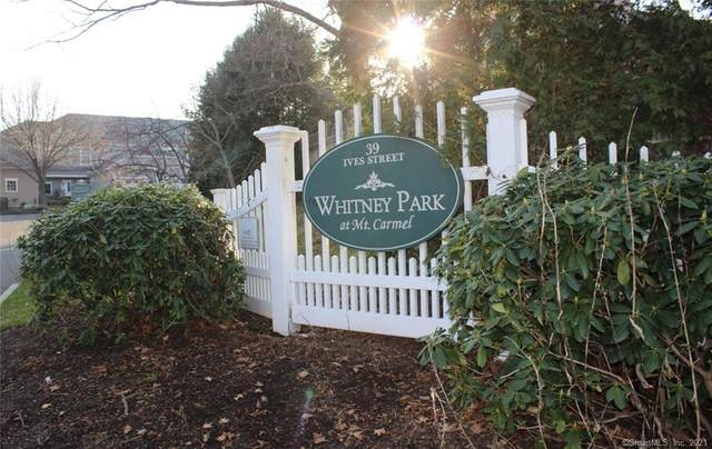 39 Ives Street #106, Hamden, CT 06514 (MLS #170390971) :: Around Town Real Estate Team