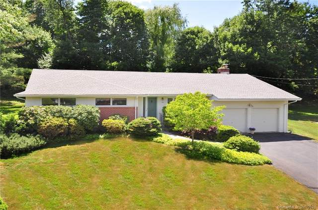 19 Tanglewood Road, West Hartford, CT 06117 (MLS #170390976) :: Around Town Real Estate Team