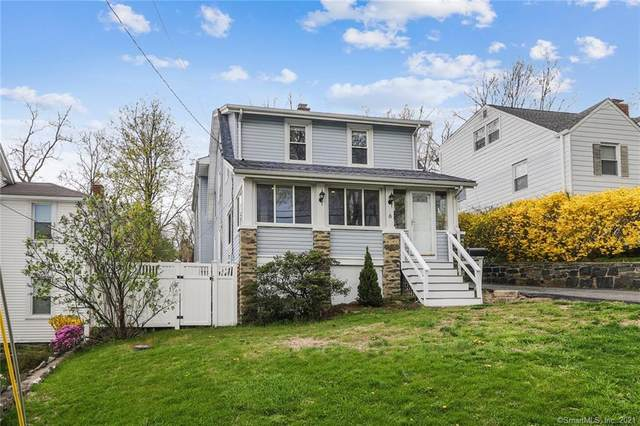 6 Sherman Avenue #1, Greenwich, CT 06830 (MLS #170390979) :: Frank Schiavone with William Raveis Real Estate
