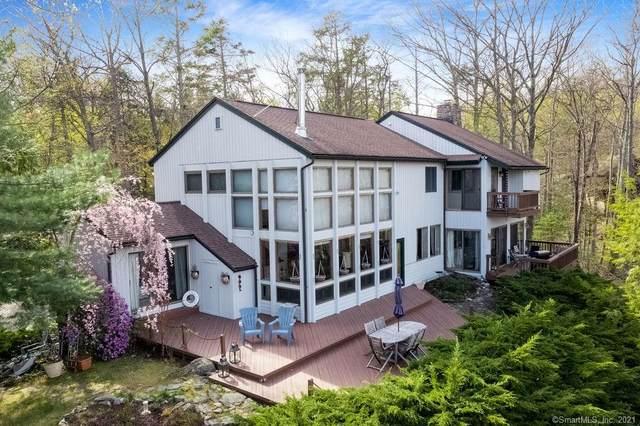 25 Cedar Lane, Sherman, CT 06784 (MLS #170391001) :: Kendall Group Real Estate | Keller Williams
