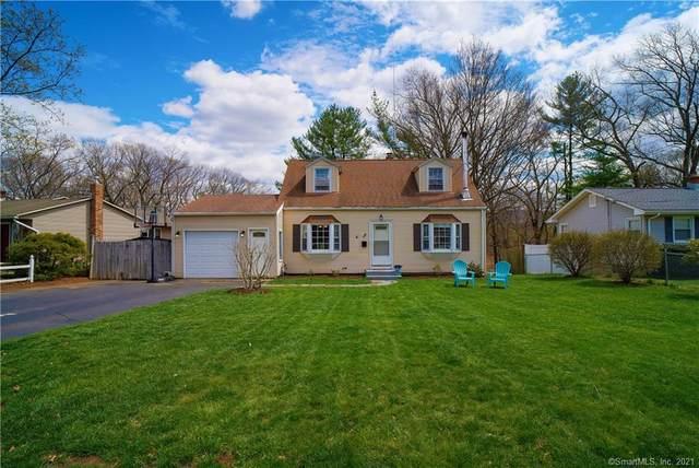 186 Pondview Drive, Southington, CT 06489 (MLS #170391004) :: Around Town Real Estate Team