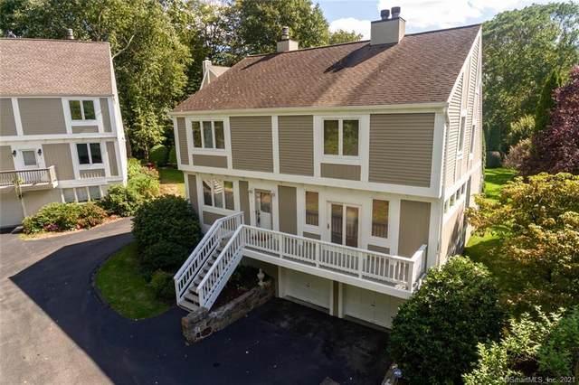 212 Richards Avenue #5, Norwalk, CT 06850 (MLS #170391018) :: Around Town Real Estate Team