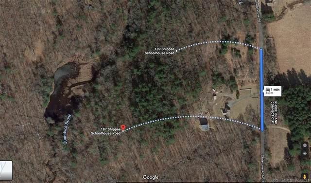 187 Shippee School House Road, Killingly, CT 06239 (MLS #170391022) :: Forever Homes Real Estate, LLC