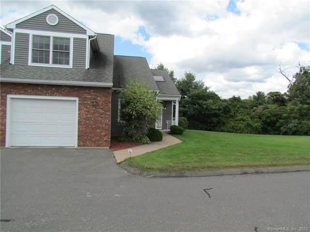 1325 Farmington Avenue #24, Bristol, CT 06010 (MLS #170391029) :: Frank Schiavone with William Raveis Real Estate