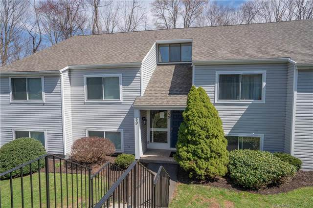 59 Brookwood Drive C, Rocky Hill, CT 06067 (MLS #170391040) :: Forever Homes Real Estate, LLC