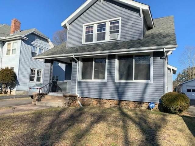 33 Mather Street, Hamden, CT 06517 (MLS #170391146) :: Around Town Real Estate Team