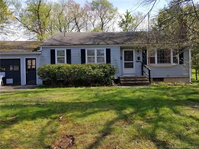 31 Ridgewood Drive, Vernon, CT 06066 (MLS #170391169) :: Around Town Real Estate Team