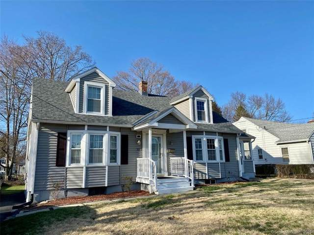 22 Francis Avenue, Enfield, CT 06082 (MLS #170391238) :: Next Level Group