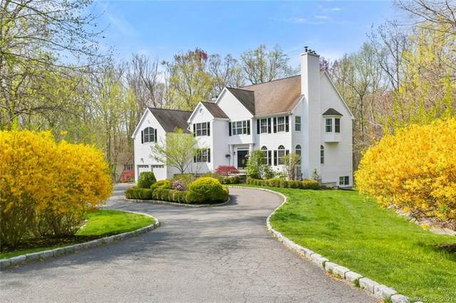 195 Skyview Lane, New Canaan, CT 06840 (MLS #170391258) :: Spectrum Real Estate Consultants